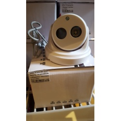 Indoor AHD Turret Surveillance Camera 1 MP