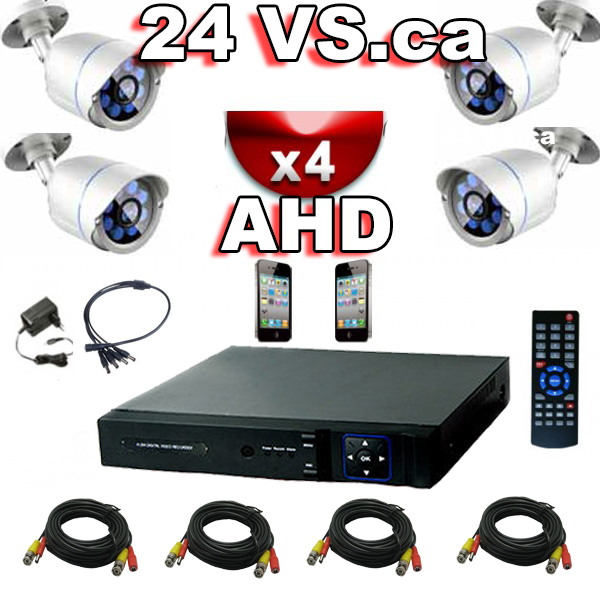 kit-economique-ahd-4-cameras-bullet--enregistreur--video-surveillance